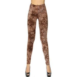 New Mix Women's Soft Brushed Leggings Size XL